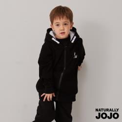 【NATURALLY JOJO】小童NYC感恩外套(黑)
