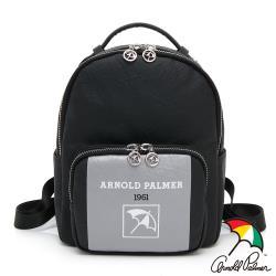 Arnold Palmer- 後背包 UNIQUE系列-黑色