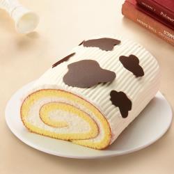 亞尼克 北海道哞哞捲6吋蛋糕 生日蛋糕