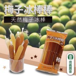【信義農會】梅子冰棒棒-850g-包(3包一組)
