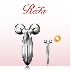 【ReFa】CARAT RAY美容滾輪+S CARAT RAY 美容滾輪 (白金滾輪)
