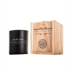 hoi!好好生活 VANILLA BLANC 手工香氛蠟燭禮盒-黑石榴220g