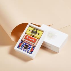 CLAUS PORTO 母親節限定 迷你香氛皂禮盒 零陵香 + 萊姆羅勒 + 嬰栗花