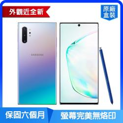 【福利品】SAMSUNG Galaxy Note 10+ 6.8吋智慧型手機(12G/256G)