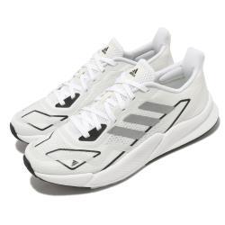 adidas 慢跑鞋 X9000L2 W 運動 女鞋 愛迪達 輕量 透氣 舒適 避震 反光 白 黑 FX8386 [ACS 跨運動]