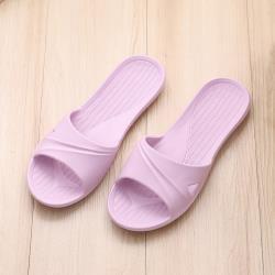 【333家居鞋館】做自己居家拖鞋-淡雅紫