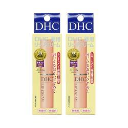 【DHC】純欖護唇膏 1.5g*2(二入組)