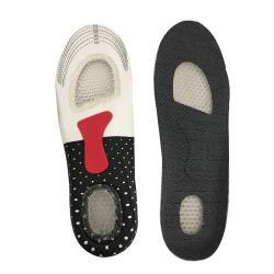 酷比高專利鞋墊 足部超導舒壓器 透氣按摩鞋墊2雙