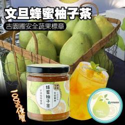 麻豆農會  文旦蜂蜜柚子茶-300-罐  (1罐組)