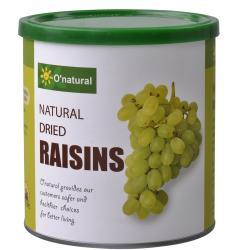 歐納丘美國加州天然湯普森葡萄乾    360g/罐