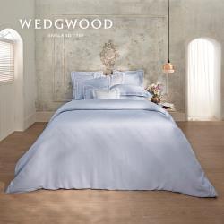 【WEDGWOOD】100%天絲床包兩用被套四件組(雙人多色任選)