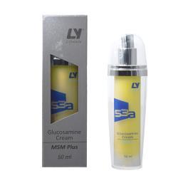 【天籟生技】LY薑黃葡萄糖胺乳霜升級版!添加活絡植萃成分塗抹溫熱涼感更有感
