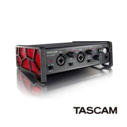 【日本TASCAM】USB錄音介面US-2X2HR