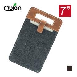 Obien 防潑水平板電腦手提保護袋  (適用7吋)