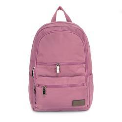 J II 後背包-極限水洗雙拉鍊後背包-莓果粉-6566-23