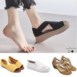 【夏季亮麗鞋款特輯】WS 現+預 休閒鞋/涼拖鞋/平底鞋-多款任選均一價