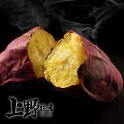 【上野物產】日光地瓜(栗香地瓜) (1000g土10%/包)x8包