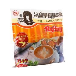 品皇咖啡 2in1拿鐵咖啡 經濟包 ( 25g*18 )