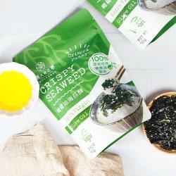 【獵人谷之夢】橄欖油海苔酥(50g)