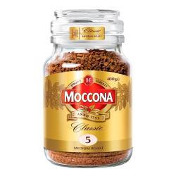 【美式賣場】Moccona 中烘焙即溶咖啡粉 400公克