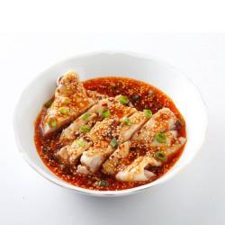 【捷康食品】川味口水雞腿250g(附醬汁)