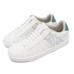 Royal Elastics 休閒鞋 Icon 基本款 女鞋 皮革鞋面 舒適 簡約 質感 穿搭 白 灰 91912085 91912085