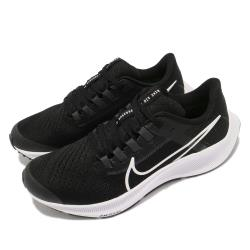 Nike 慢跑鞋 Zoom Pegasus 38 女鞋 氣墊 舒適 避震 路跑 健身 球鞋 黑 白 CZ4178002 [ACS 跨運動]