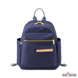 【satana】Soldier 心旅行後背包-琉璃藍