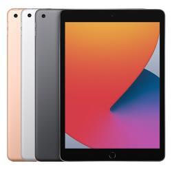 APPLE iPad 10.2吋32G WIFI平板電腦(太空灰/銀/金)【2020年版】【愛買】