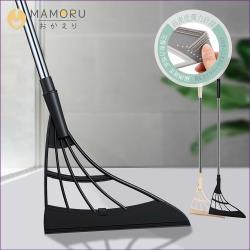 《MAMORU》乾濕兩用矽膠魔術刮刀拖把(刮拖/掃把/拖把)