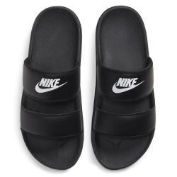 NIKE OFFCOURT DUO SLIDE 拖鞋 涼鞋 女鞋 雙帶 黑【運動世界】DC0496-001