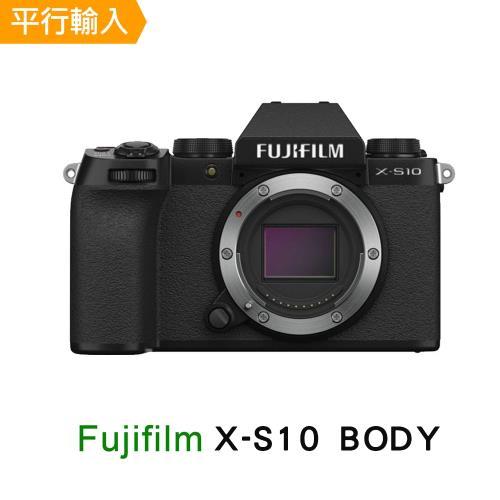 【FUJIFILM】 X-S10 BODY單機身*(平行輸入)