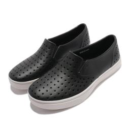 Skechers 休閒鞋 Vista-Pier Avenue 女鞋 水鞋 避震 緩衝 快速排除水氣 夏日必備 黑 白 111251BKW