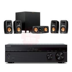 SONY 索尼 STR-DH790 7.2聲道擴大機+Reference Theater Pack 5.1聲道喇叭 家庭劇院組
