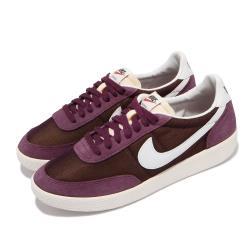 Nike 休閒鞋 Killshot SP 運動 男鞋 海外限定 基本款 舒適 簡約 麂皮 穿搭 紫 白 DC1982600 [ACS 跨運動]