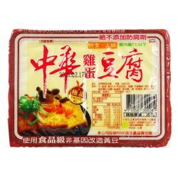 中華-非基改雞蛋豆腐300g