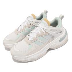 adidas 休閒鞋 Boujirun 厚底 運動 女鞋 愛迪達 舒適 避震 老爹鞋 穿搭 白 灰 GY5053 [ACS 跨運動]