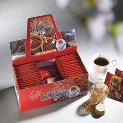 古坑【山海觀咖啡莊園】二合一即溶咖啡30入x3(盒裝)