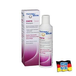 德國欣髮源 Thymuskin FORTE強效-高效生物活性洗髮精(200ml*1)