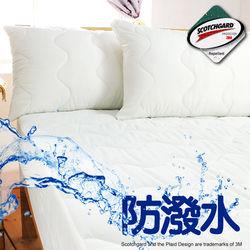 【BTS】3M國際大廠專利-防潑水保潔墊_雙人5尺_平單式