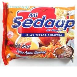 印尼喜達撈麵湯麵20包入(洋蔥*5/原味*5/咖哩*5/香辣*5)