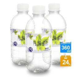 DRINK WATER丹楓之水 麥飯石礦泉水360ml 24瓶x2箱
