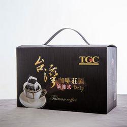 TGC 台灣咖啡莊園滴濾式12入-行動