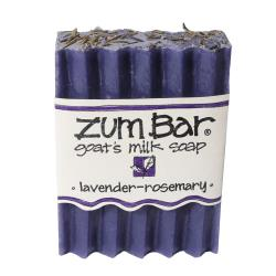 Indigo Wild-Zum Bar 天然精油冷製手工羊奶皂(薰衣草迷迭香)85±5g