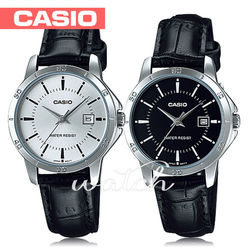 【CASIO 卡西歐】送禮首選-時尚氣質女錶_鏡面3cm(LTP-V004L)