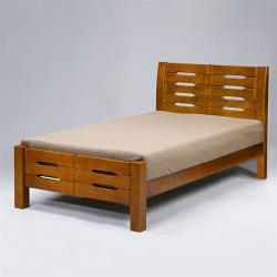 Homelike 森田床架組-單人3.5尺(不含床墊)