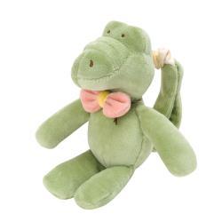 美國miYim有機棉吊掛娃娃 阿里鱷魚
