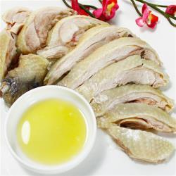 那魯灣 精饌無骨油雞腿 8包 (350公克/包)