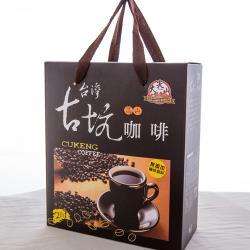 TGC 雲林古坑高山咖啡50入禮盒組(4盒組)-行動