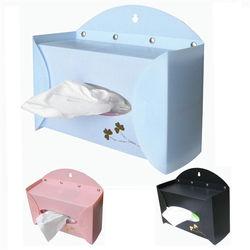 *LOVE BOX* 掛牆[橫式]-衛生紙盒/面紙盒(3入/組)三色可選